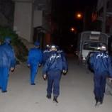 مصالح الشرطة القضائية التابعة لأمن دائرة البوني : تلقى القبض على عصابة اشرار قامت بسرقة محل مجوهرات