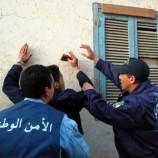 عناصر الأمن الحضري السادس الأول والخامس والرابع في مداهمات مختلفة بعنابة