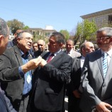 وزير الصحة و السكان غير راض على وتيرة انجاز المشاريع التابعة لقطاعه
