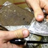 عناصر فرقة مكافحة المخدرات بالحجار تلقى القبض على ستة اشخاص بحوزتهم47 كلغ من القنب الهندي بتبسة