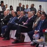وفد من اربع وزراء في عنابة رفقة وزير الخارجية الفرنسي لتدشين مصنع سيتال