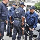 عناصر الأمن الحضري الثامن : القاء القبض على 3 شبان حاولوا سرقة 52 كيسا من الإسمنت من ورشة بالسهل الغربي