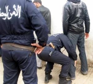 مصالح الأمن الحضري التاسع تلقي القبض على شاب قام بسرقة تابلات