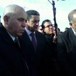 والي ولاية عنابة السيد يوسف شرفة فى زيارة عمل وتفقد الى بلدية البوني