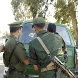 بعد تعرض امرأة تقطن بقرية مرزوق عمارالى السرفة والهجوم من طرف مجموعة اشرار تحت الإشراف المباشر لقائد المجموعة للدرك الوطني بعنابة تم القبض عليهم