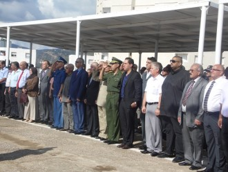سلطات ولاية عنابة تحتفل بعيدي الاستقلال والشباب المصادف للخامس من شهر جويلية من كل سنة