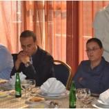 بمناسبة الاحتفال باليوم الوطني لحرية التعبير والي ولاية عنابة السيد يوسف شرفة ينطم حفلا رمزيا بنزل سيبوس على شرف الأسرة الإعلامية المحلية المعتمدة