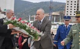 سلطات ولاية عنابة تحتفل بذكرى يوم 18 فيفري من كل سنة